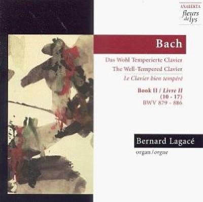 Bach, J.S. - Das Wohltemperierte Clavi