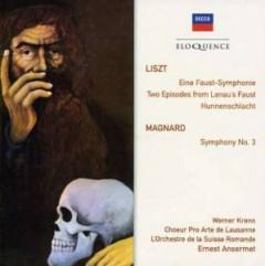 Ansermet, Ernest - Liszt: Eine Faust Sym/Mephisto Valtz/Sym No 3