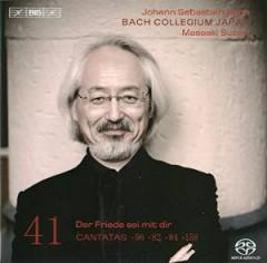 Bach, J.S. - Cantatas 41