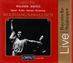 Wagner, R. - Rienzi