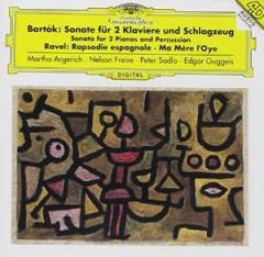 Argerich, Martha - Bartok: Sonata For 2..