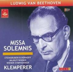 Beethoven, L. Van - Missa Solemnis (1951)