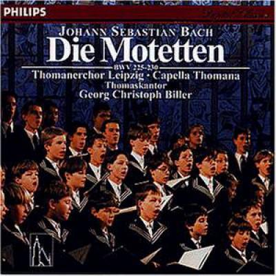 Bach, J.S. - Die Motetten Bwv 225 230