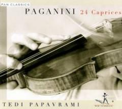 Paganini, N. - 24 Capricen Op.1