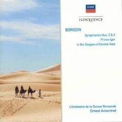 Ansermet, Ernest - Borodin: Sym No 2 & 3/Prince Igor Overture