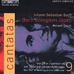 Bach, J.S. - Cantates Vol.9