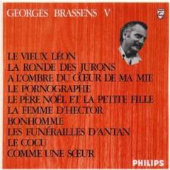 Brassens, Georges - Georges Brassens 5