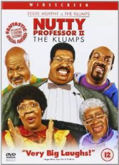 Movie - Nutty Professor 2