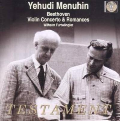 Beethoven, L. Van - Vilin Ocncerto & Romances