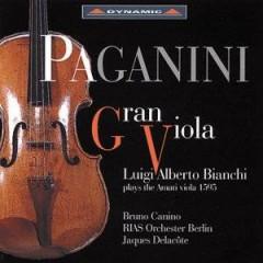 Paganini, N. - Violine Und Orchester