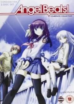 Manga - Angel Beats Complete..