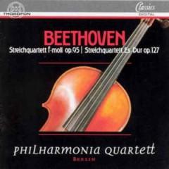 Beethoven, L. Van - Streichquartett Op.95