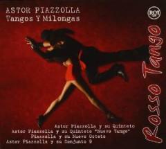 Piazzolla, Astor - Rosso Tangos: Tangos Y..