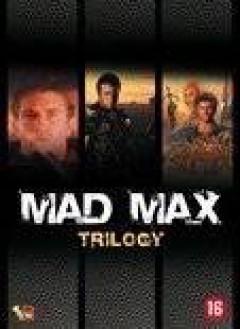 Movie - Mad Max Trilogy =3 Dvd=