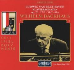 Beethoven, L. Van - Piano Sonatas Op.26,27,31