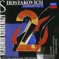 Ashkenazy, Vladimir - Shostakovich: Song Of..