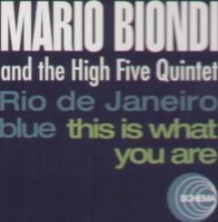 Bondi, Mario & High Five - Rio De Janeiro Blue