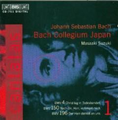 Bach, J.S. - Cantatas Vol.1