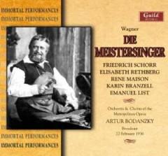Wagner, R. - Wagner: Mastersingers Of Nuremberg (Complete) [United Kingdom]