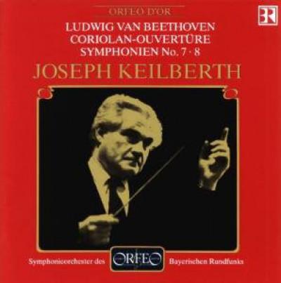 Beethoven, L. Van - Corolian Ouverture/Sym.No