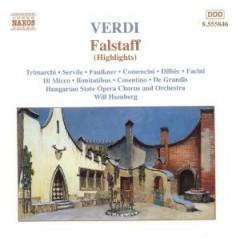 Verdi, G. - Falstaff (Querschnitt)