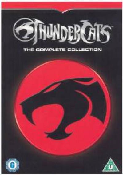 Animation - Thundercats: Series 1&2