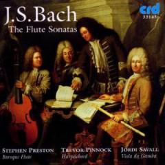 Bach, J.S. - Flute Sonatas Bwv1013/103