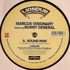 Marcus Visionary - Soundwar