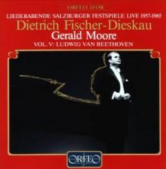 Beethoven, L. Van - Salzburg Festival 5 Live