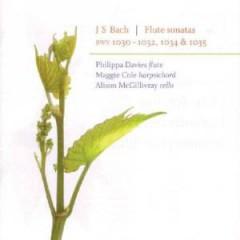 Bach, J. S. - Flute Sonatas Bwv 1030 10