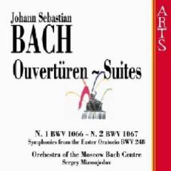 Bach, J.S. - Ouverturen Suites No.1..