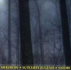 Merzbow - Merzbow/Sutcliffe Jugend/Sator [Split CD]