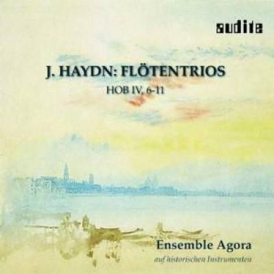 Haydn, J. - Floetentrios Hob Iv, Nr.6