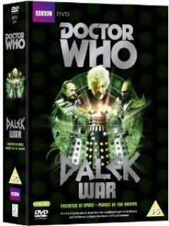 Dr. Who - Dalek War Box