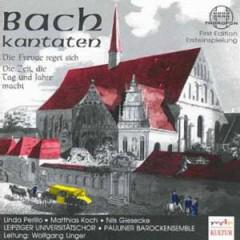 Bach, J.S. - Kantaten