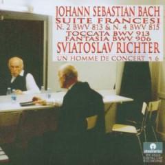 Bach, J.S. - Un Homme De Concert Vol.6