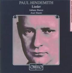 Hindemith, P. - Lieder Mit Klavier Op.18