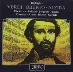 Verdi, G. - Oberto/Alzira  Hl