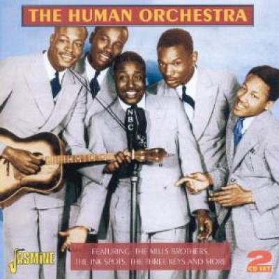 V/A - Human Orchestra 50 Tks