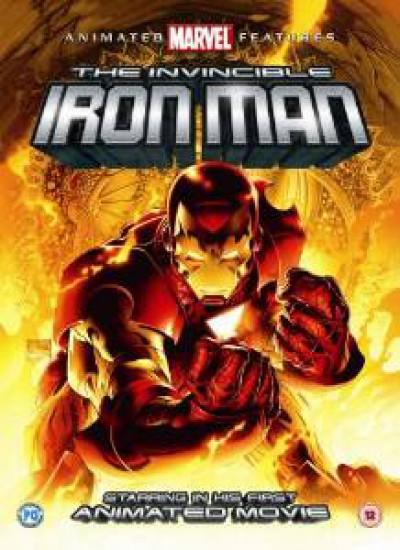 Animation - Invincible Iron Man:..