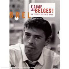 Brel, Jacques - J'aime Les Belges