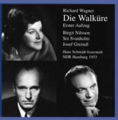 Wagner, R. - Die Walkuere, Erster Aufz