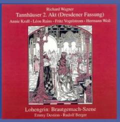 Wagner, R. - Tannhaeuser 2.Akt/Dresdne