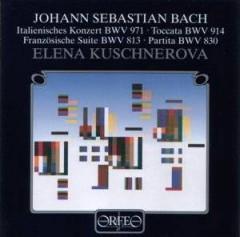 Bach, J.S. - Klavier Abend