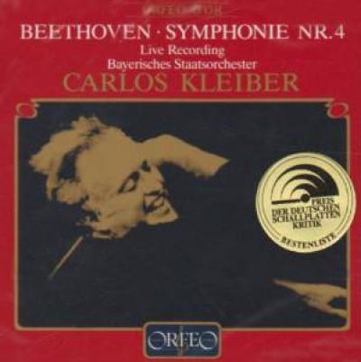 Beethoven, L. Van - Symphony No.4 B Dur Op.60