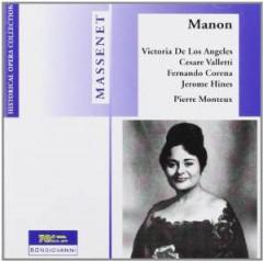 Massenet, J. - Manon