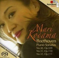 Beethoven, L. Van - Piano Sonatas Op.30 32