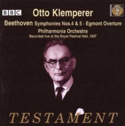 Beethoven, L. Van - Symphonies Nos.4 & 5