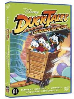 Animation - Ducktales Season 2 1