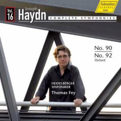 Haydn, J. - Symphonies No.90 & 92